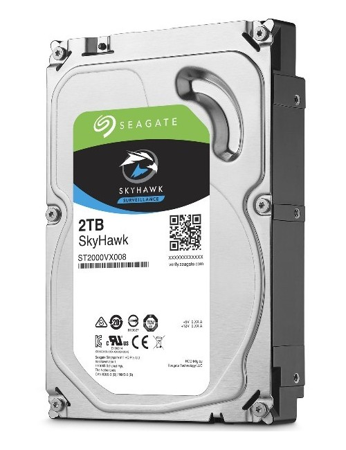 SKYHAWK Seagate HDD 2TO
