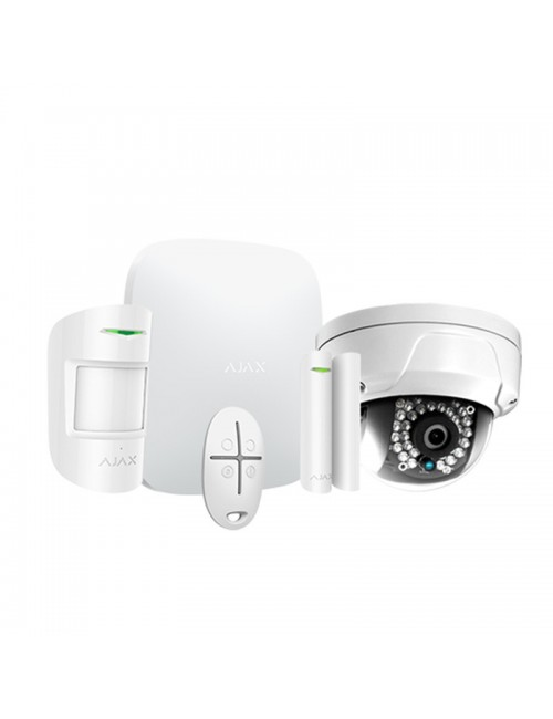 KIT VIDEO ECO 1 Domes 1MP
