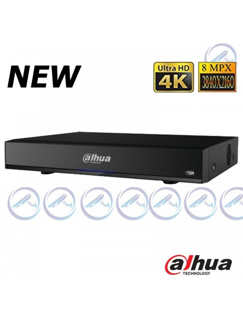 DVR 8 voies HDCVI 1080P